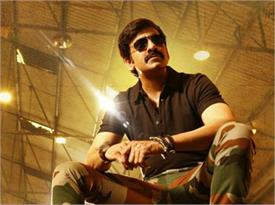 ravi teja agrees to work in kick 3 if the script is good