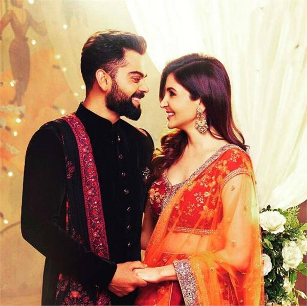 virat kohli  anushka sharma gaze into each other in another viral picture
