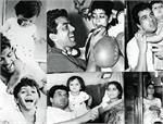 dharmendra first wife and four childrens