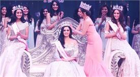 manushi wins miss world 2017 title