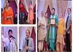 s h  bhajan got life time achievement award in america