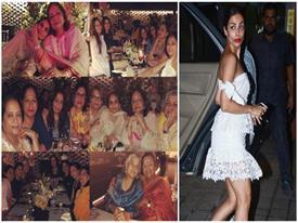 sushila charak birthday party