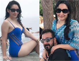sanjay dutt manyata dutt holidays