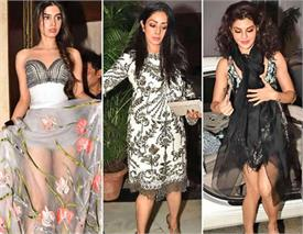 lakme fashion week party by manish malhotra