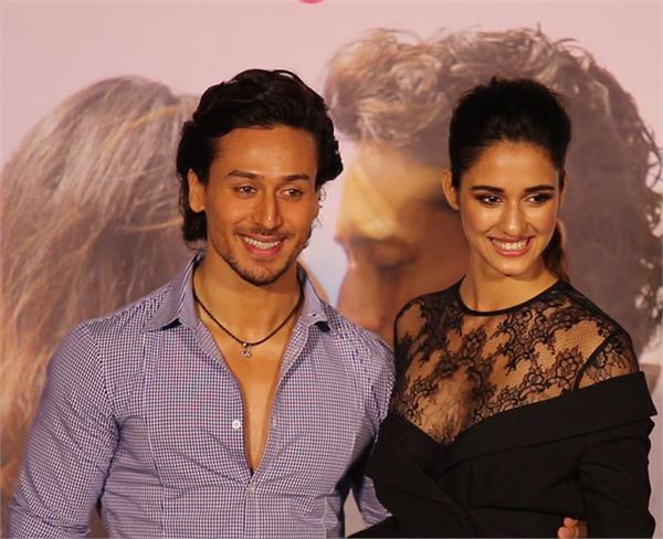 tiger shroff live in relationship with gf
