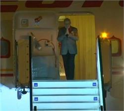 3 ਦੇਸ਼ਾਂ ਦੀ ਯਾਤਰਾ 'ਤੇ PM ਮੋਦੀ ਦੇਰ ਰਾਤ ਪਹੁੰਚ ਸਵੀਡਨ, ਹੋਇਆ ਜ਼ੋਰਦਾਰ ਸਵਾਗਤ
