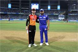 IPL 2018 : ਹੈਦਰਾਬਾਦ ਨੇ ਮੁੰਬਈ ਨੂੰ 31 ਦੌੜਾਂ ਨਾਲ ਹਰਾਇਆ