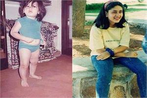 37 साल की हॉट करीना कभी दिखती थी ऐसी, देखें बचपन की तस्वीरें!