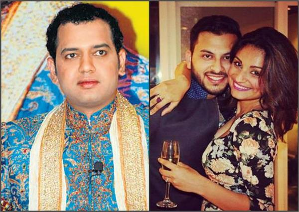 rahul mahajan reaction on ex wife dimpy ganguly wedding