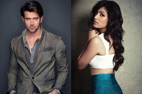 hrithik has not seen a film of his to the actress yami