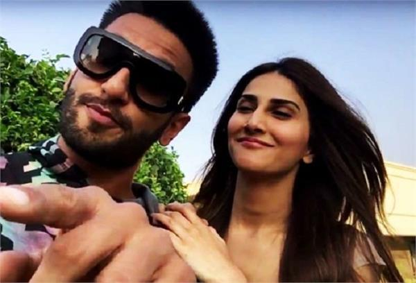 ranveer and i are very comfortable in each others company vaani kapoor