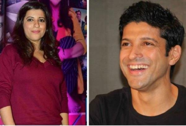 farhan akhtar might have seen in zoya akhtars web series