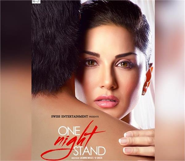 sunny leone look in one night stand