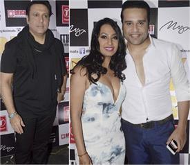 PICS: मीत ब्रदर्स की पार्टी में गोविंदा ने की TV Celebs के साथ मस्ती