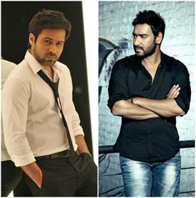 अजय देवगन के साथ फिर काम करेंगे इमरान हाशमी