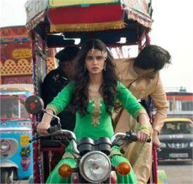 फिल्म 'हैप्पी भाग जाएगी' का फर्स्टलुक आया सामने