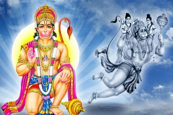 today hanuman jayanti