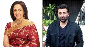 first time hema malini talks on the relationship with stepmother sunny deol
