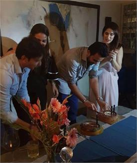 ज़हीर खान के बर्थडे को होने वाली पत्नी सागरिका घाटगे ने कुछ यू किया सेलीब्रेट, देखें पार्टी पिक्स