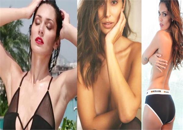 bruna abdullah topless to bikini photos