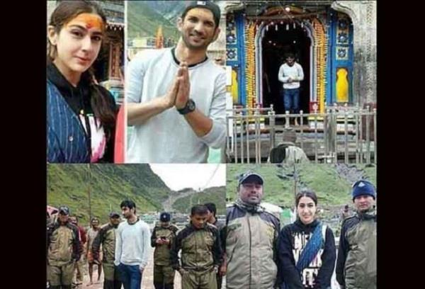 kedarnath will make you travel inside