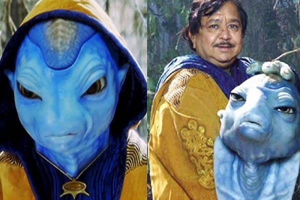 this man behind jadoo character in film koi mil gaya