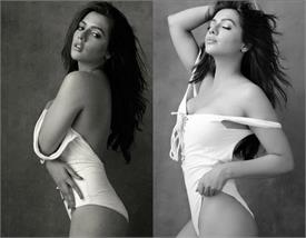 ruhi singh hot look