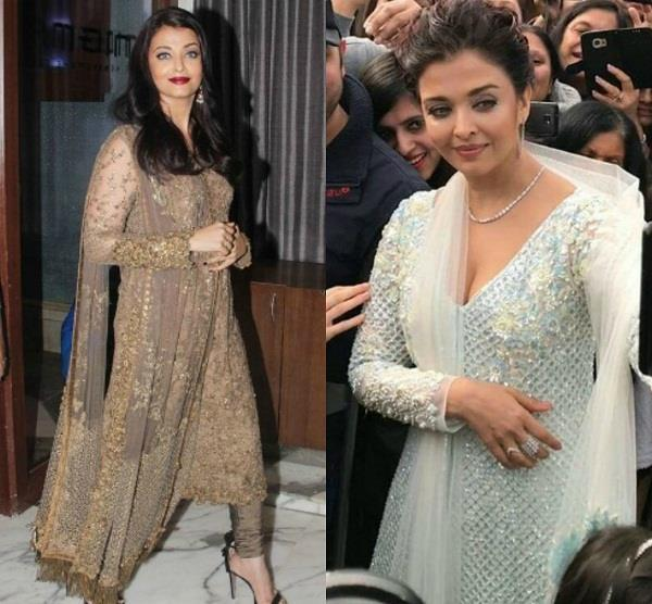 aishwarya rai bachcan fat to fit look