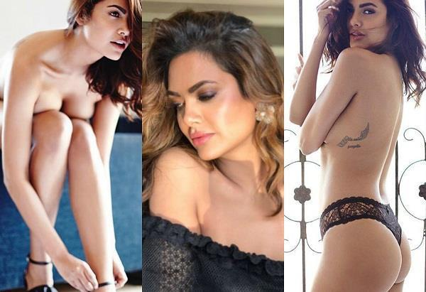 esha gupta troller on her topless pictures