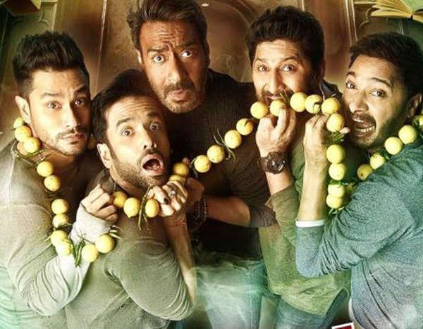 movie review of golmaal again