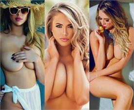 पहले इस मॉडल की तस्वीरें देख होंगे शर्मसार, फिर बिना कपड़ो के देख छूटेगा पसीना