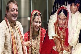 अापने पहले नहीं देखी होंगी बॉलीवुड के इन 25 सैलिब्रिटी की शादी की तस्वीरें!