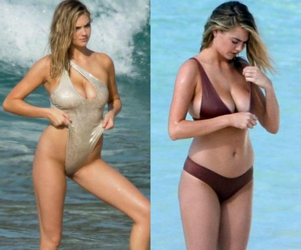 latest pics of kate upton in hot look