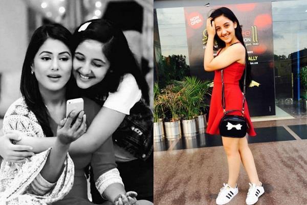 actress ashnoor kaur grown up