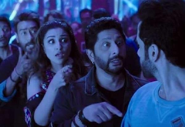 bollywood new song of golmaal again