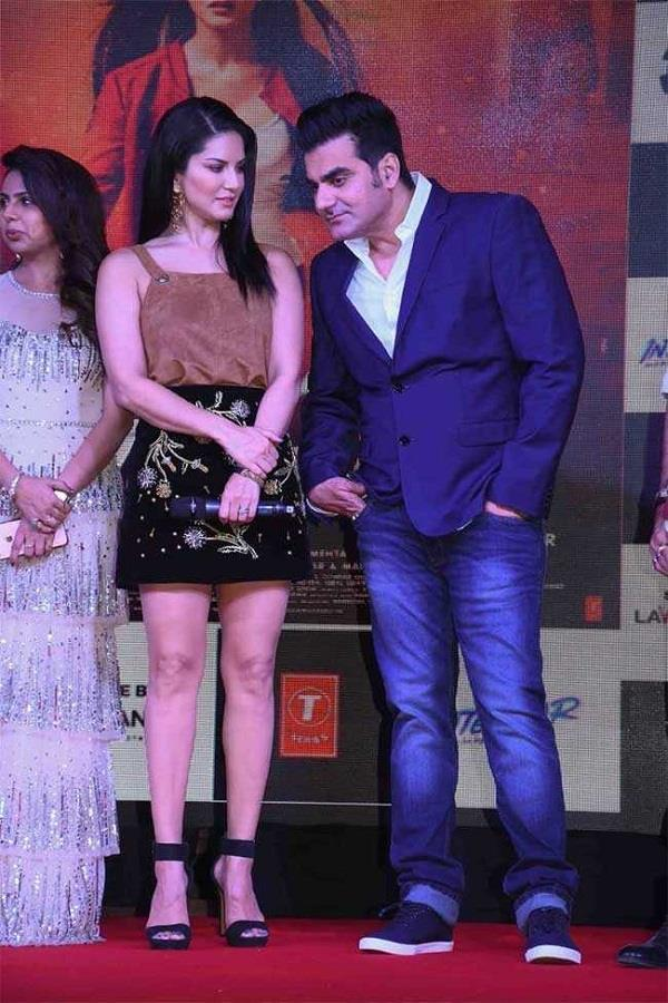 arbaaz khan to spend some time with sunny leone