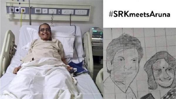 cancer patient wants to meet shah rukh khan article