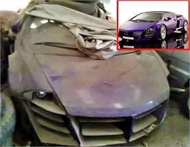 अजय देवगन की फिल्म में नजर आई थी ये वंडर कार, अब ऐसी हो गई हालत, देखें तस्वीरें