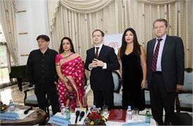 राजधानी दिल्ली में रशियन फिल्म डेज का शुभारंभ
