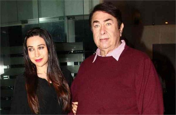 randhir kapoor supports karishma kapoor decision of marriage