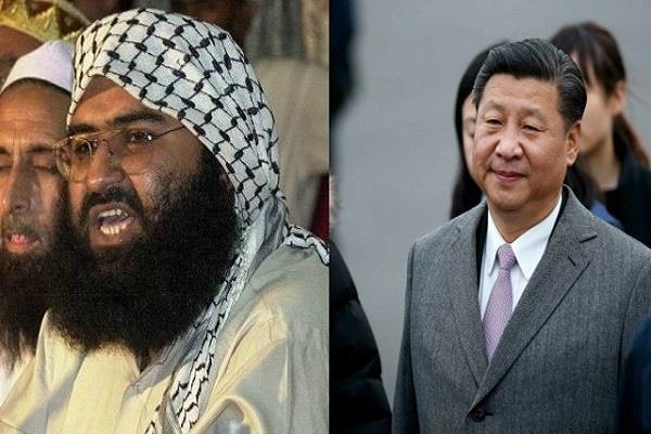 china does not want to upset pakistan by supporting india in azhar case