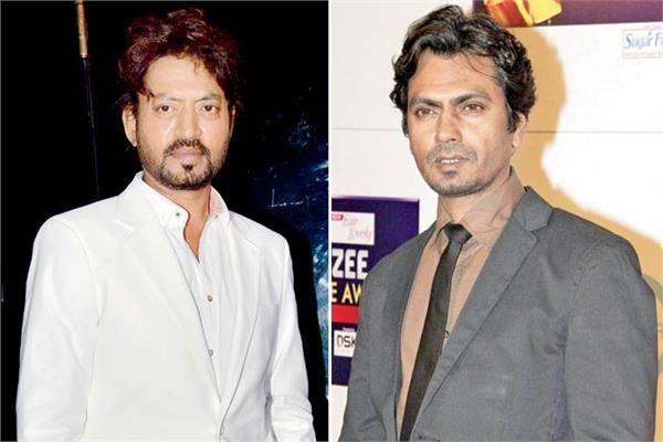 bollywood irfan khan got angry when asked about nawazuddin siddiquis book