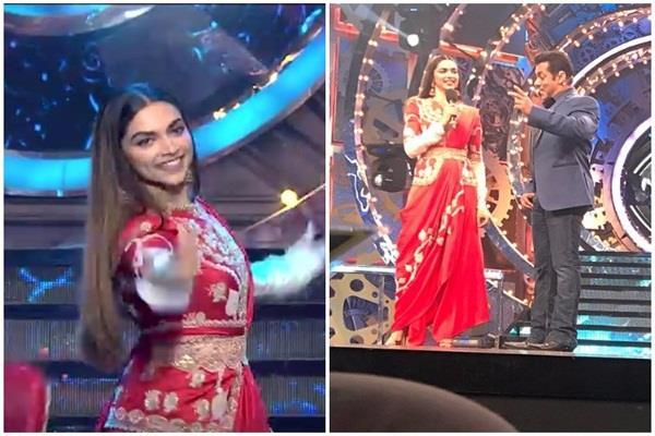 deepika talk about her marriage on salman show