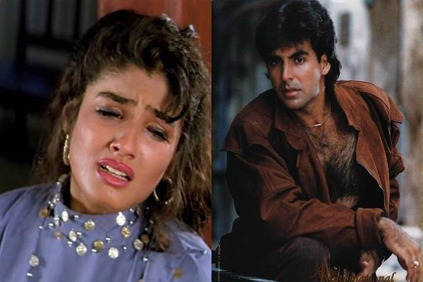 raveena tandon and akshay kumar unknown life facts