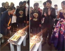 kapil sharma celebrates girlfriend birthday