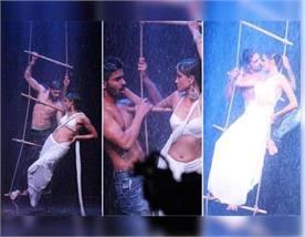 indias next top  contestants photoshoot