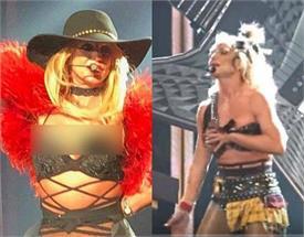 जब परफॉर्मेंस के दौरान इस ब्रिटनी सिंगर की स्लिप हो गईं ड्रैस, हो गईं OOPS MOMENT का शिकार