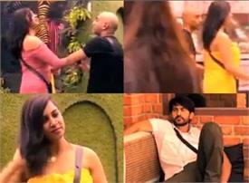 BIGG BOSS: घर में तौलिया पहन कर घूमीं अर्शी खान, शिल्पा और हितेन हुए हैरान