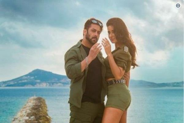 first song of tiger zinda hai