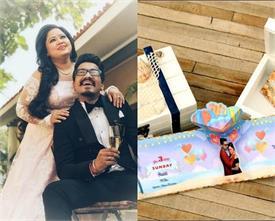 भारती और हर्ष के शादी का ये अनोखा कार्ड देखकर नहीं रोक पाएंगे अपनी हंसी, लिखा है कुछ एेसा...